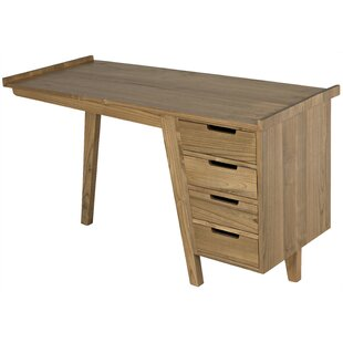 Kennedy Solid Wood Writing Desk