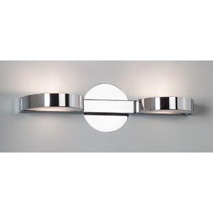 Illuminating Experiences Slimline 2-Light Vanity Light