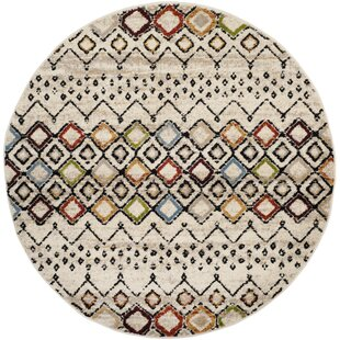 Vadim Ivory Area Rug by World Menagerie