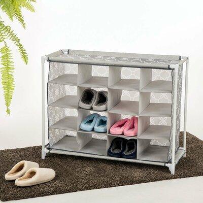 Rebrilliant ClipperCove Hanging Shoe Organizer