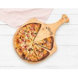 Frederica Trading Bamboo Wooden Pizza Peel