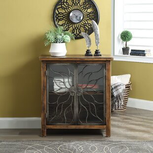 Amburgey 2 Door Accent Cabinet by Bungalow Rose