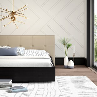 Order Karr Upholstered Platform Bed by Mercury Row Reviews (2019) & Buyer's Guide