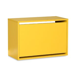 6 Pair Shoe Storage Cabinet By Mercury Row