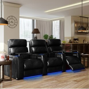 Power Leather Home Theater..