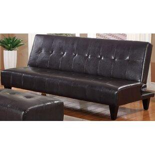 Latitude Run Beam Convertible Sofa