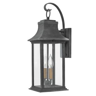 Compare Adair 2-Light Outdoor Wall Lantern By Hinkley Lighting