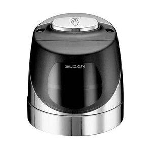 Sloan Optima Plus Battery Powered Urinal ..