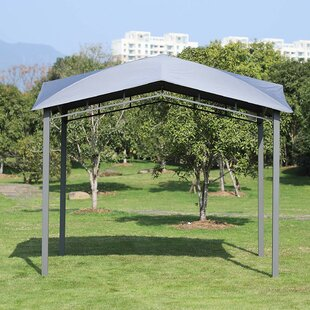 Gorby 3 M X 3 M Steel Patio Gazebo By Sol 72 Outdoor