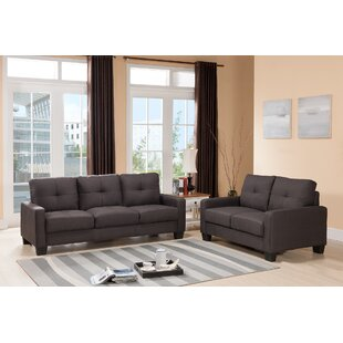 Michal 2 Piece Living Room Set..