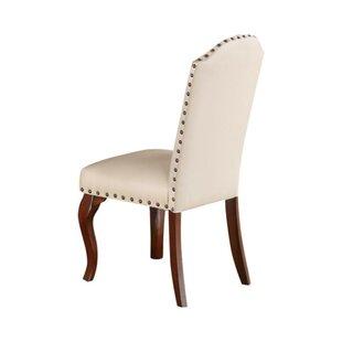 Rowlett Upholstered Dining Chair (Set of ..