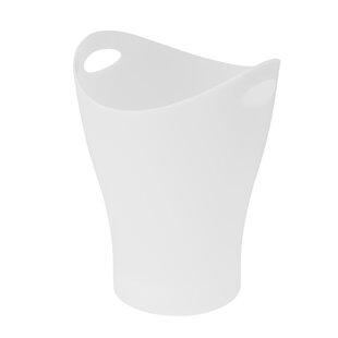 Wayfair Basics Plastic 2.5 Gallon Open Waste Basket