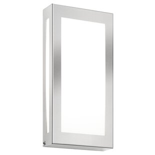 LED Outdoor Armed Sconce Image