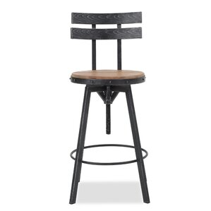 Henderson Adjustable Swivel Bar Stool  sc 1 st  Joss u0026 Main & 300 lbs to 400 lbs Capacity Bar Stools u0026 Counter Stools | Joss u0026 Main islam-shia.org