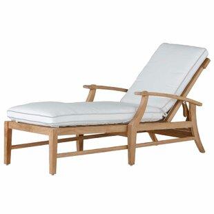 teak outdoor lounge chairs you ll love wayfair