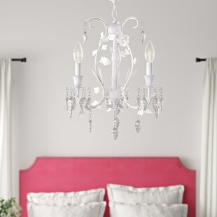 Dexter 3-Light Candle Style Chandelier