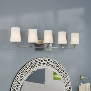 Myron 5-Light Vanity Light by Ebern Designs