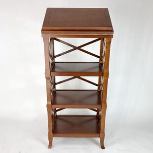 Lon Podium Etagere Bookcase by Darby Home Co