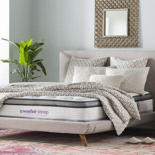 Wayfair Sleep 10.5-Inch Medium Hybrid Mattress by Classic Brands