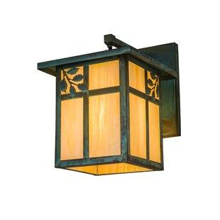 Loon Peak Yandell Outdoor Wall Lantern