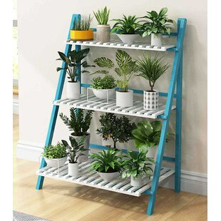 Jamilee Rectangular MultiTiered Plant Stand