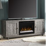 Lexington Avenue TV Stand for TVs up to 75 with Fireplace by Millwood Pines