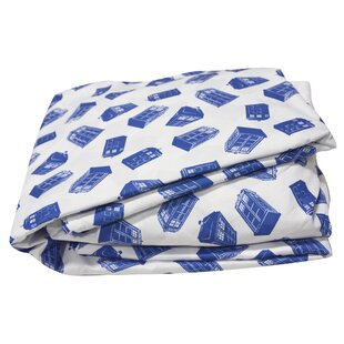 Dr. Who Sheet Set