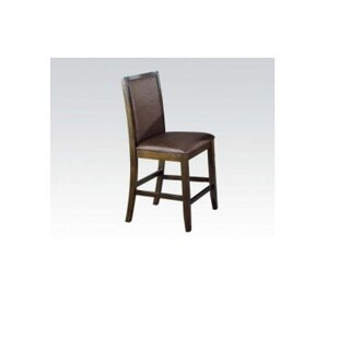 Lorinda Counter Height Upholstered Dining Chair (Set of 2) by Red Barrel Studio