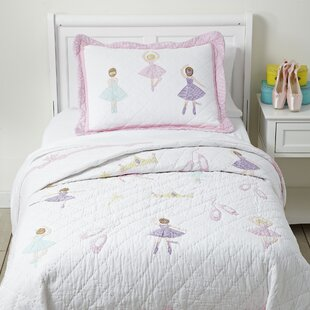 Saltash Pirouette Cotton Quilt Set