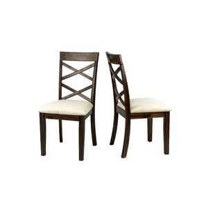 Azaria Solid Wood Dining Chair (Set of 2)