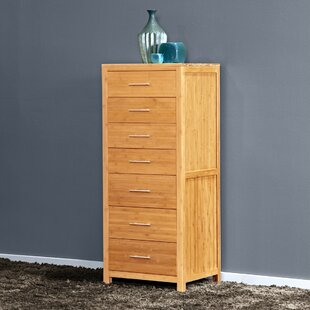 Acosta 7 Drawer Lingerie Chest by Millwood Pines
