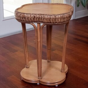 Bay Isle Home Pringle Accent End Table