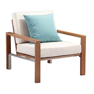 Plascencia Chair With Cushion By Sol 72 Outdoor
