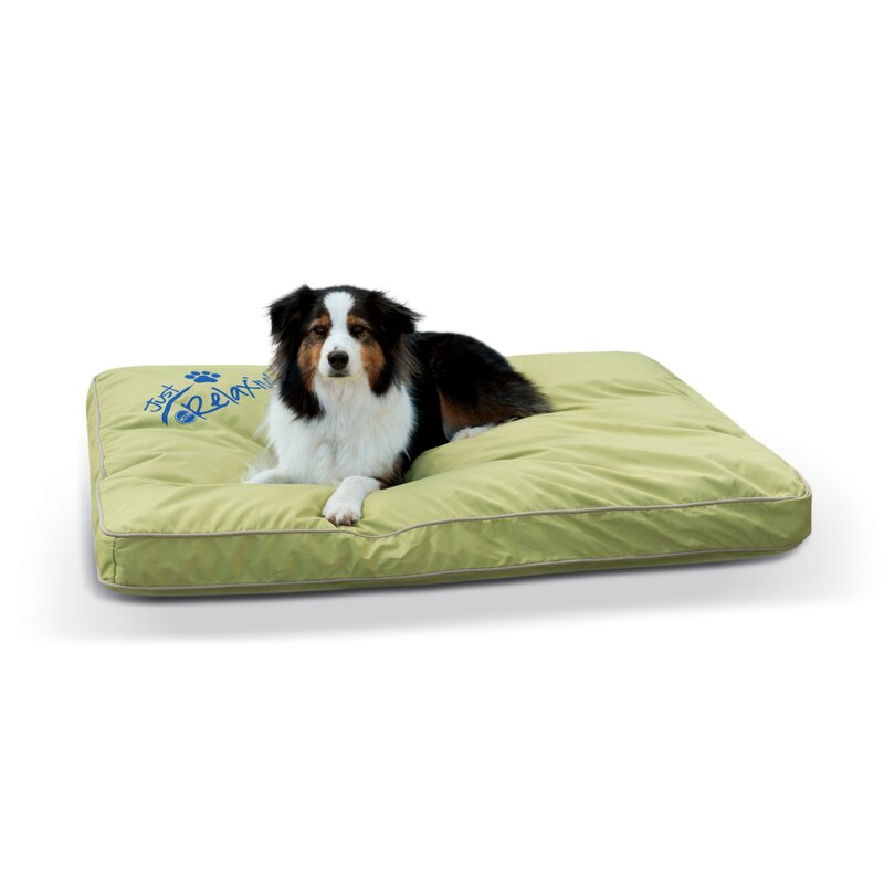 K&H Manufacturing Just Relaxin\' Indoor / Outdoor Dog Bed & Reviews ...