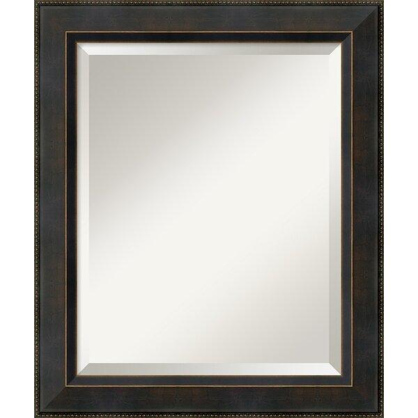 Rectangle Wood Wall Mirror Amp Reviews Birch Lane