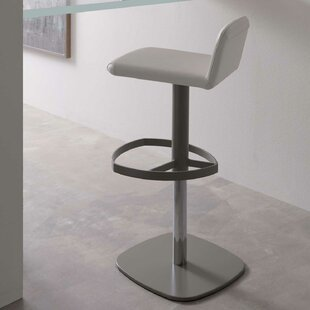 Scout Adjustable Height Swivel Bar Stool ..