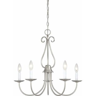 Volume Lighting Minster 5-Light Chandelier
