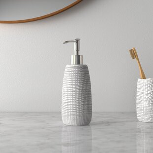 Ceramic Porcelain Soap Dispenser Countertop Bath Accessories You Ll Love In 2021 Wayfair