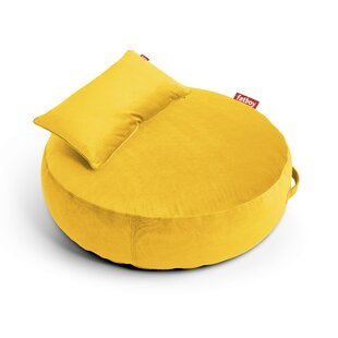 Pupillow Velvet Pouf by Fa..