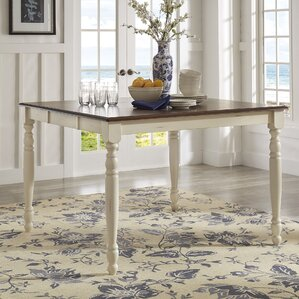 Westlund Counter Height Dining Table by Three Posts