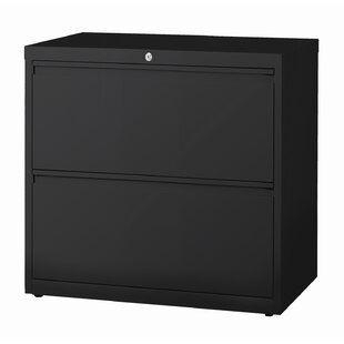 Symple Stuff Kissena 2 Drawer Lateral Fil..