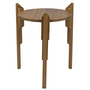 Gerutti End Table by Noir