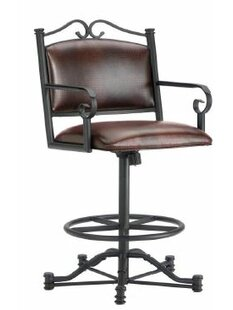 Sherwood 26 Swivel Bar Stool Iron Mountain
