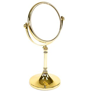 Read Reviews Free Standing Magnification Mirror By Windisch by Nameeks