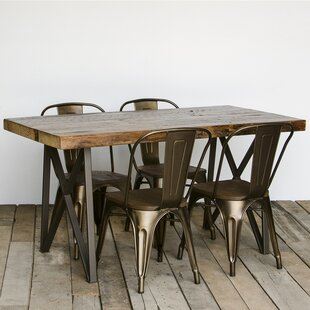 Monarch Dining Table by Urban Wood Goods