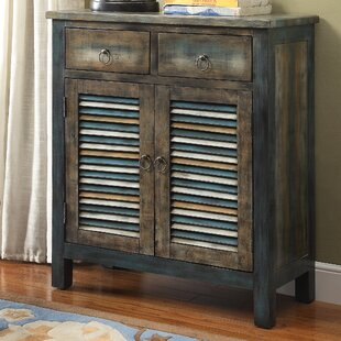 Philbrick 2 Drawer Accent Cabinet