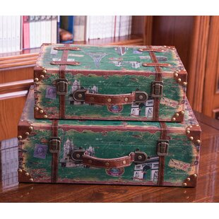 Quickway Imports 2 Piece Suitcase Set