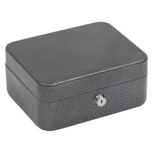 Hercules Cash Box with Key..