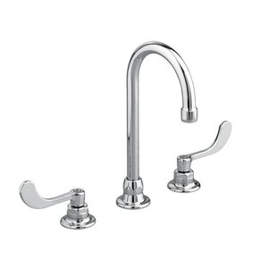 Affordable Monterrey Widespread Bathroom Faucet with Rigid/Swivel Spout ByAmerican Standard