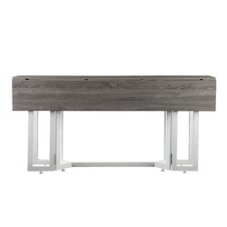 Black Extendable Dining Table zipcode design adams extendable dining table & reviews | wayfair